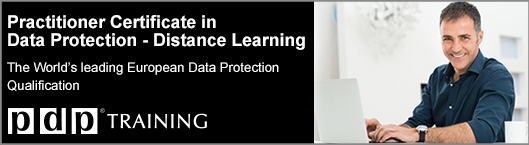 Practitioner Certificate in Data Protection - Distance Learning