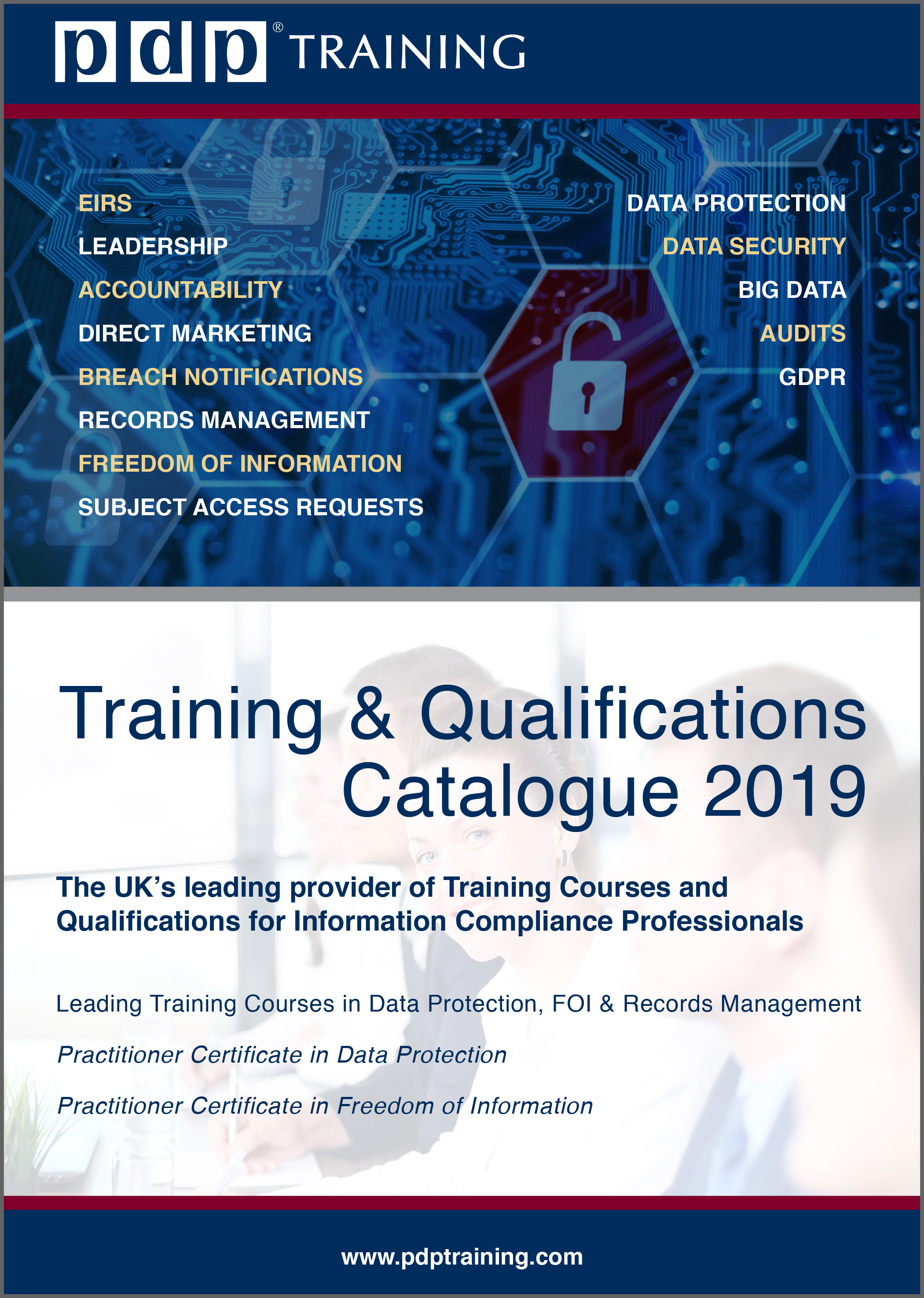 2019-training-catalogue